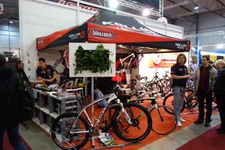 FOR BIKE 2013 (prezentace firmy BIKERANCH)