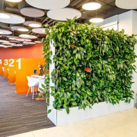 Wüstenrot – klientské centrum, Praha 4